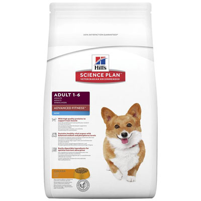 Hill's Canine Dry Adult Mini 2,5kg
