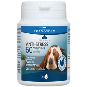 Francodex Anti-stress pes, kočka 60tbl