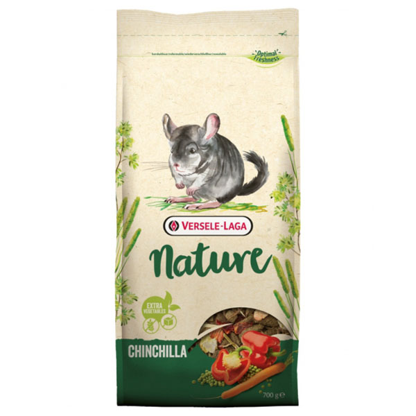 Versele Laga Chinchilla Nature 700 g