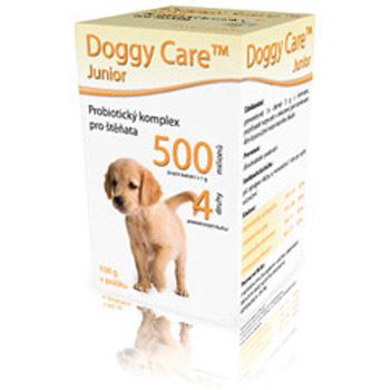 Doggy Care Junior Probiotika plv 100g