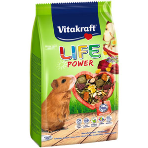 Vitakraft Rodent Guinea Pig Life Power 600g