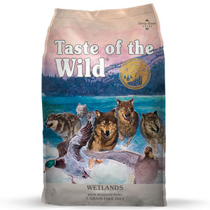 Taste of the Wild Wetlands Canine Formula 6kg