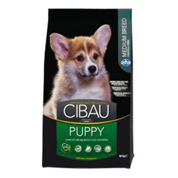 CIBAU Dog Puppy Medium 12kg