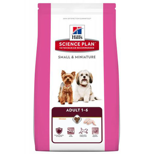 Hill's Canine Adult Small & Miniature 1,5 kg