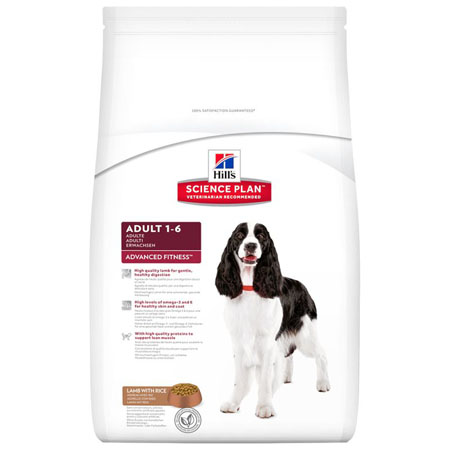 Hill's Canine Dry Adult Lamb&Rice 3kg