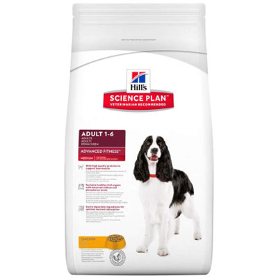 Hill's Canine Dry Adult Chicken BREEDER 14,5kg