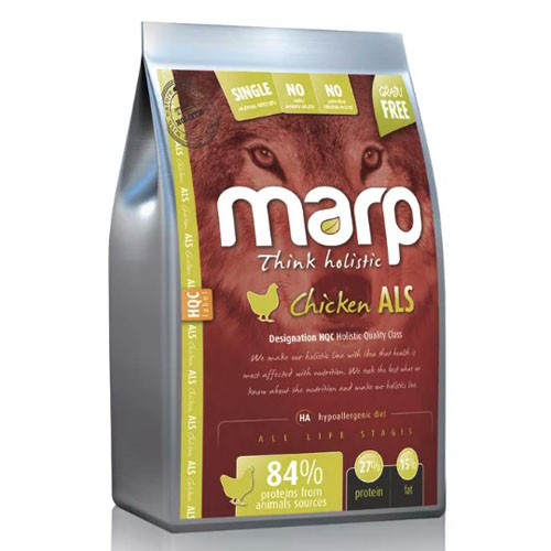 Marp Holistic - Chicken All Life Stages Grain Free 50g - VZOREK