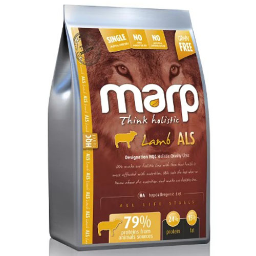 Marp Holistic - Lamb All Life Stages Grain Free 50g - VZOREK