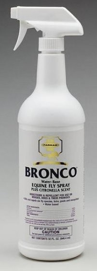 FARNAM Bronco Equine Fly spray 946ml