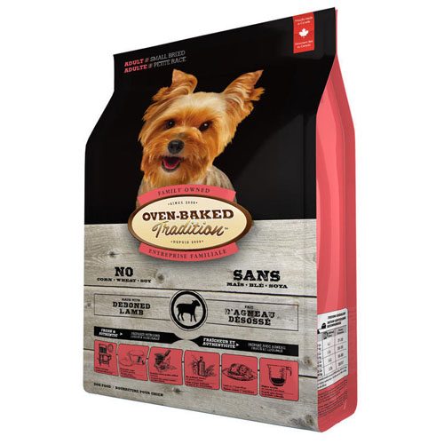 Oven-Baked Tradition Adult Lamb Small Breed 2,27kg