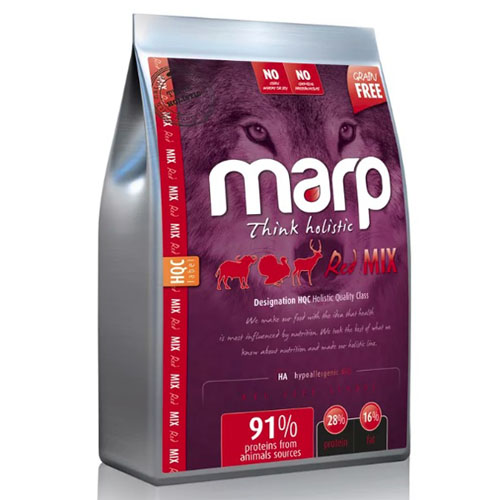 Marp Holistic - Red Mix Grain Free 50g - VZOREK