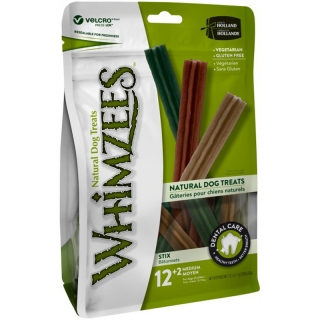 WHIMZEES Dental Stix Medium 15cm/30g/14ks