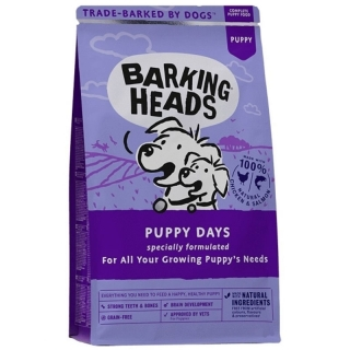 BARKING HEADS Puppy Days 1 kg