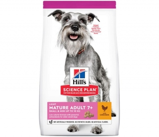 Hill's Canine Dry SP Light Adult Small&Mini Chicken 6 kg